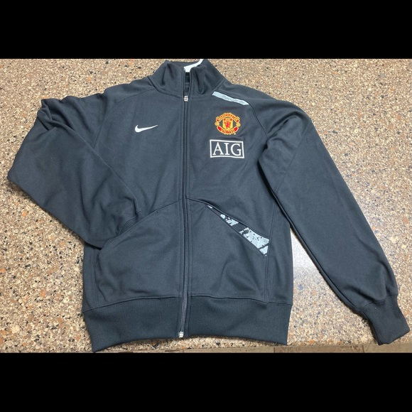 Manchester United Tracksuit size small